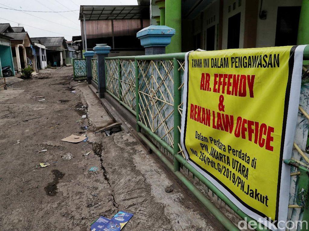 Ironi Kampung yang Terdampak Pembangunan Tol Cibitung-Cilincing