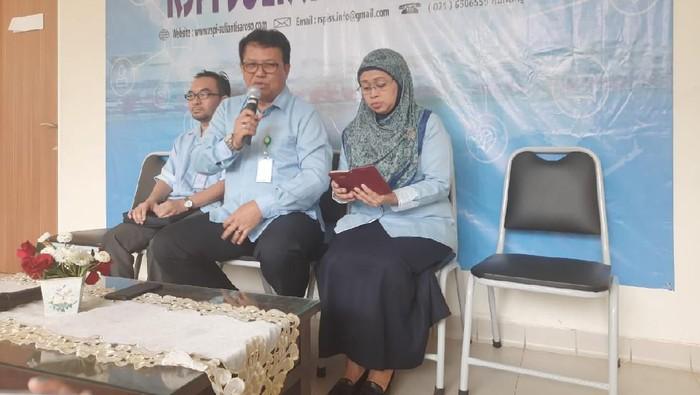 Dirut RSPI Sulianti Saroso, Muhammad Syahril. (Foto: Yogi Ernes/detikcom)