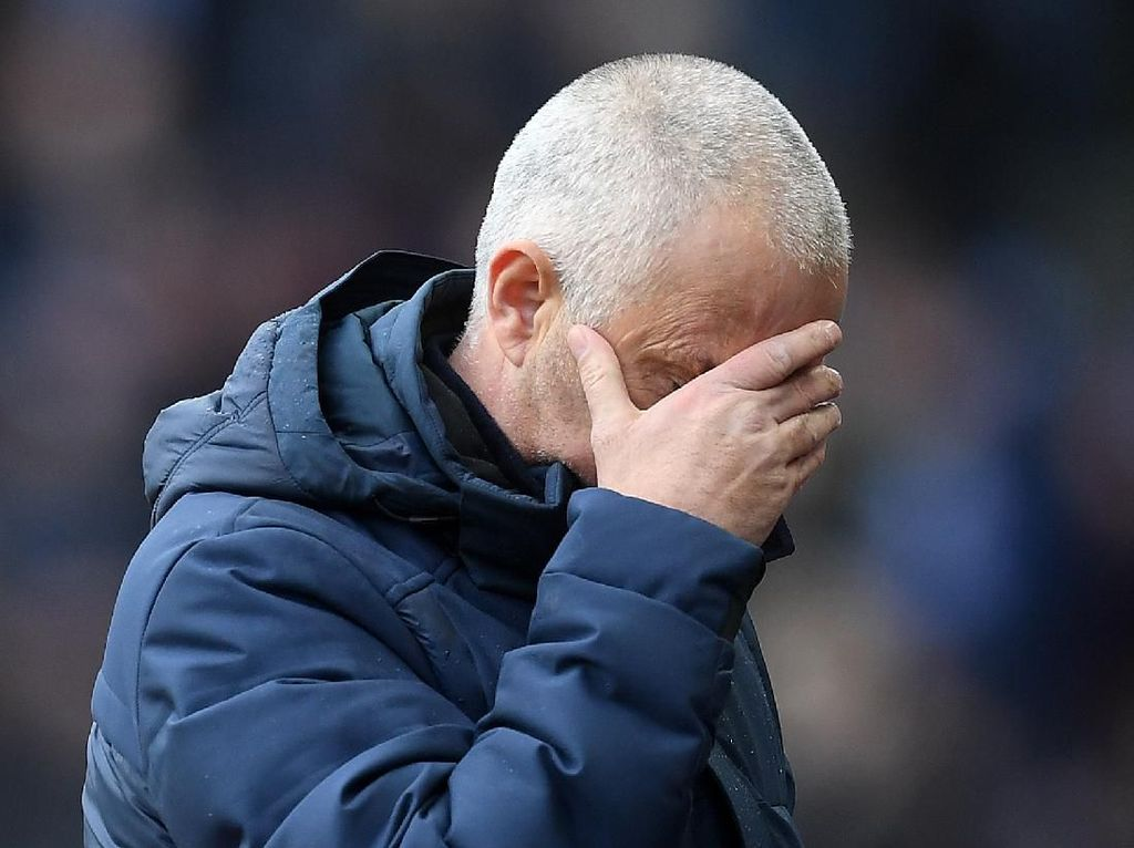 Tottenham Remuk Redam, Apa yang Salah Mourinho?
