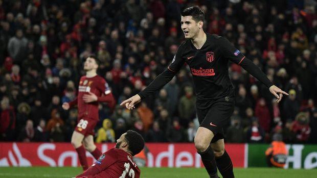 Simeone: Liverpool Gagal Karena Peraturan Tak Adil
