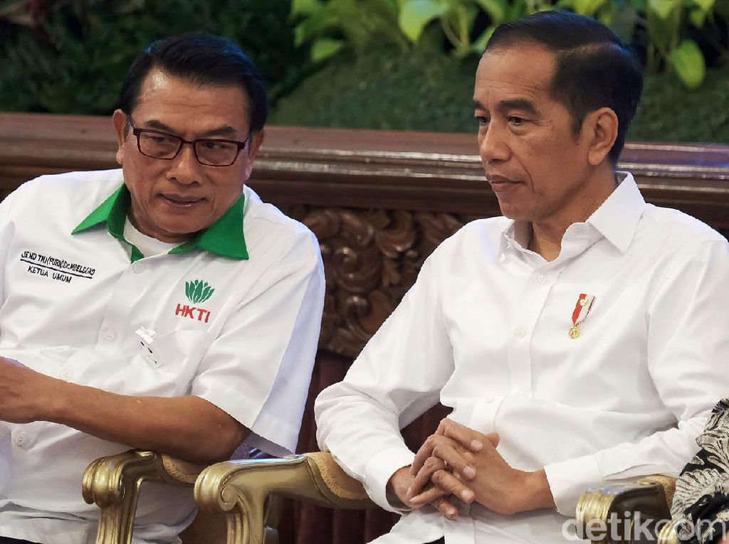 Demokrat Hasil KLB Ditolak, Bukti Jokowi Tak Restui Manuver Moeldoko?