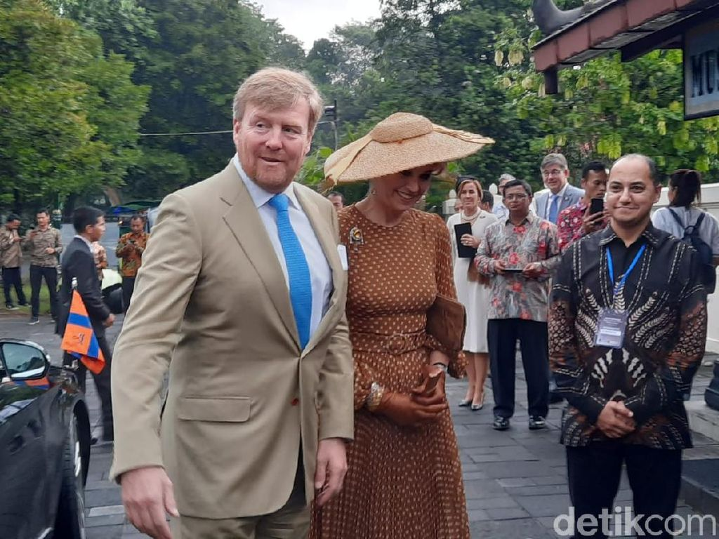 Raja Belanda Tak Akan Pakai Lagi Kereta Bergambar Budak Indonesia