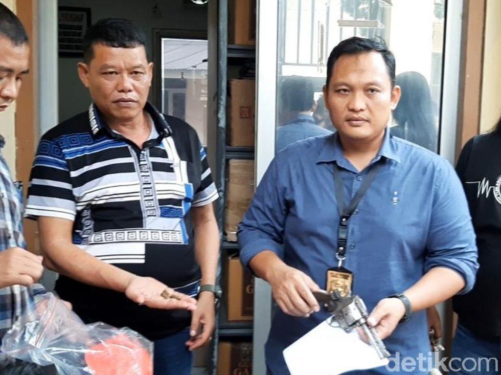 Bawa Senpi, Residivis Penjaga Eks Lokalisasi di Palembang Ditangkap
