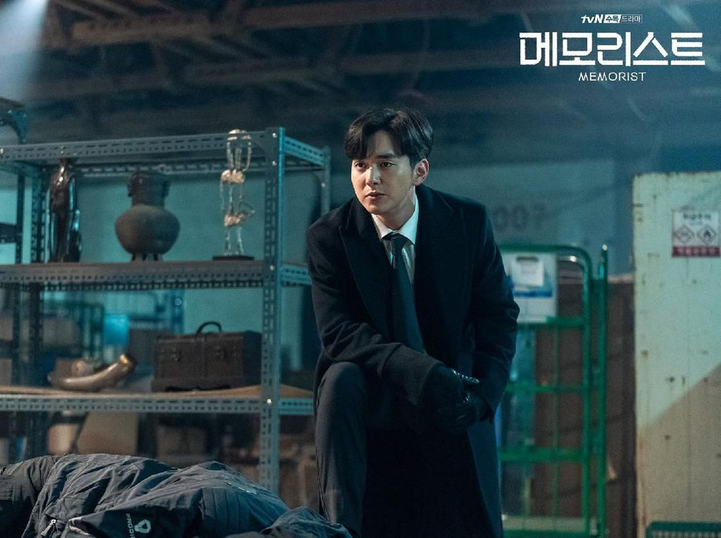 Akting Yoo Seung Ho dan Lee Se Young di Memorist Tuai Pujian