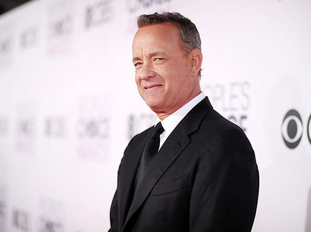 Film Tom Hanks Bios Diundur Hingga 2021