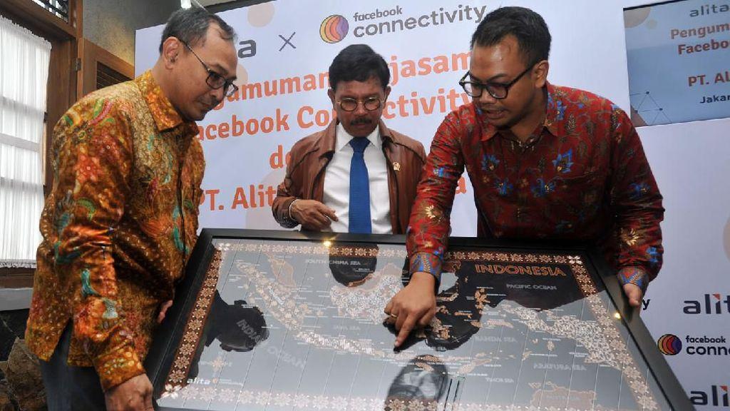 Ekspansi Menkominfo Perluas Penyediaan Jaringan Internet Indonesia
