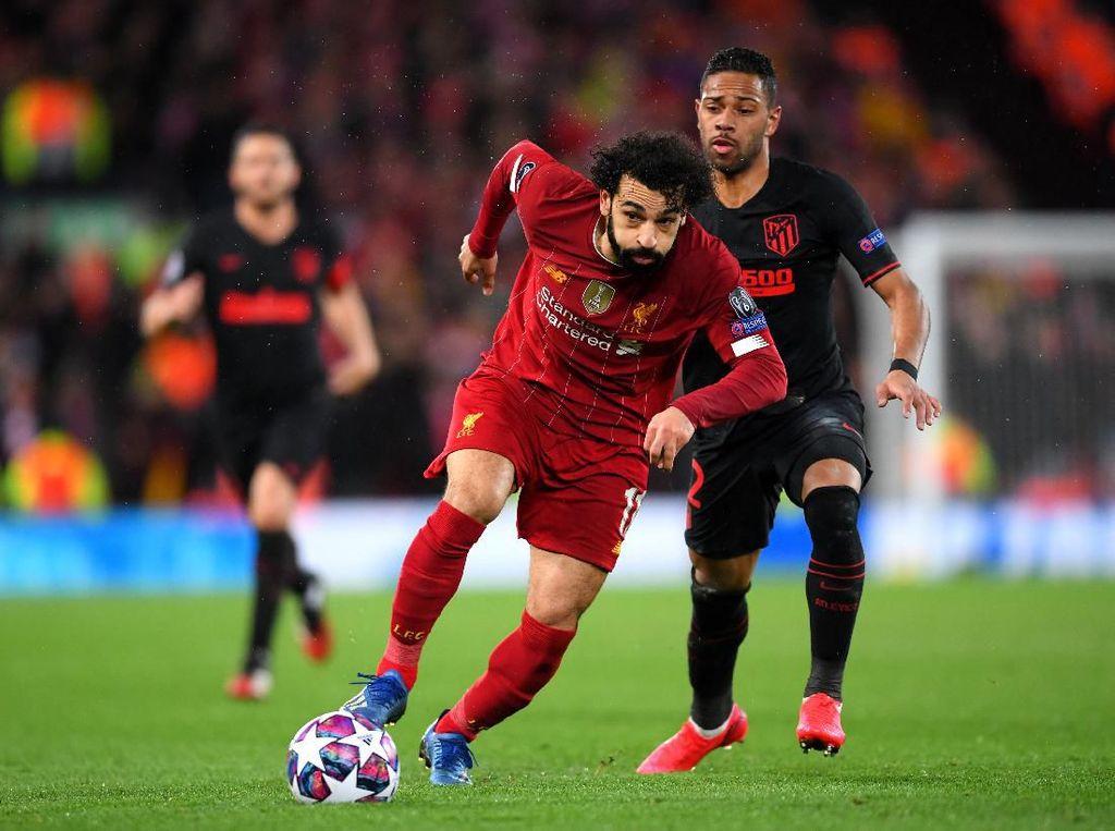 Mohamed Salah Egois? Respons Alex Oxlade-Chamberlain Kocak Juga