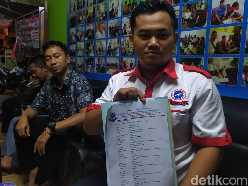 Tak Kantongi Visa Izin Kerja, 14 WNI Ditahan Imigrasi Malaysia