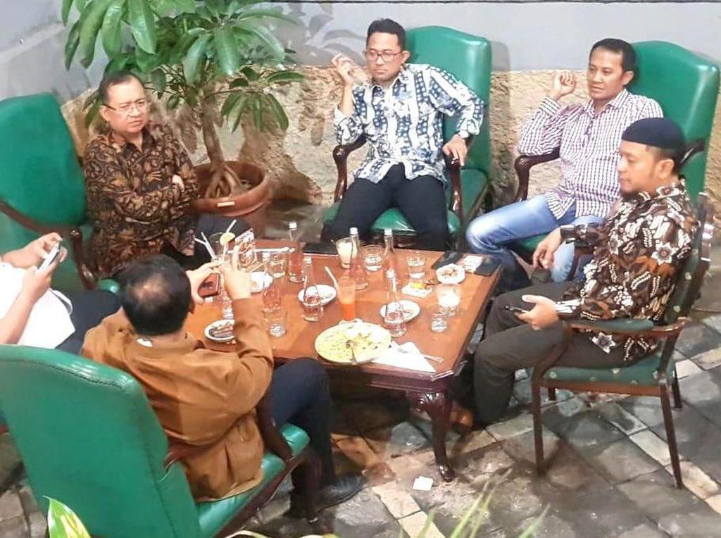 Kumpul Partai Non-DPR, Berkarya Singgung Ambang Batas Parlemen ala Orba