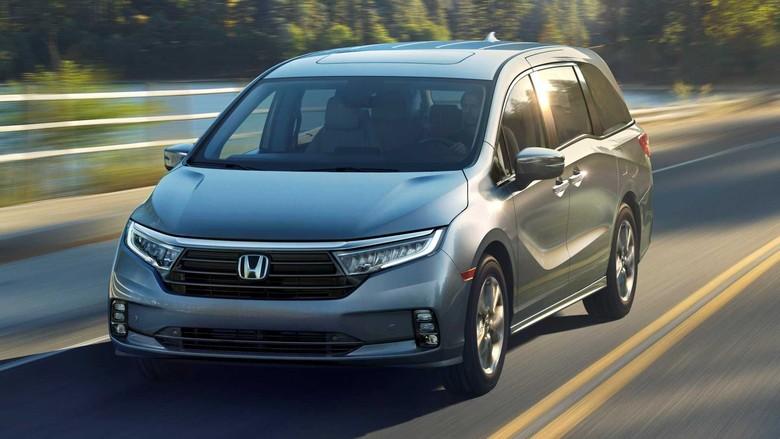 Honda Odyssey Terbaru