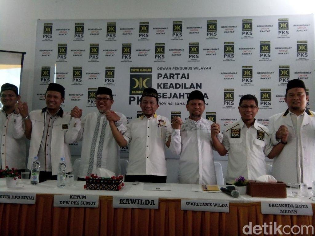 Diusung PKS Jadi Cawalkot Medan, Salman Alfarisi Siap Mundur dari DPRD Sumut