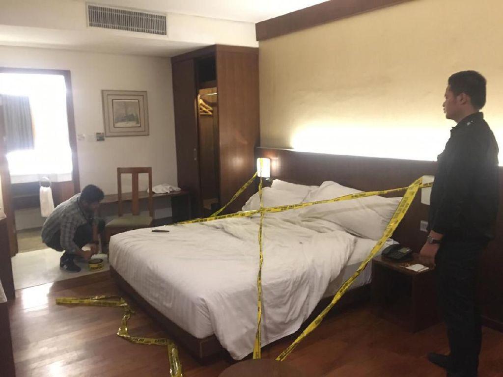 Prostitusi Khusus Gay Terbongkar, Kasur Hotel Semarang Digaris Polisi