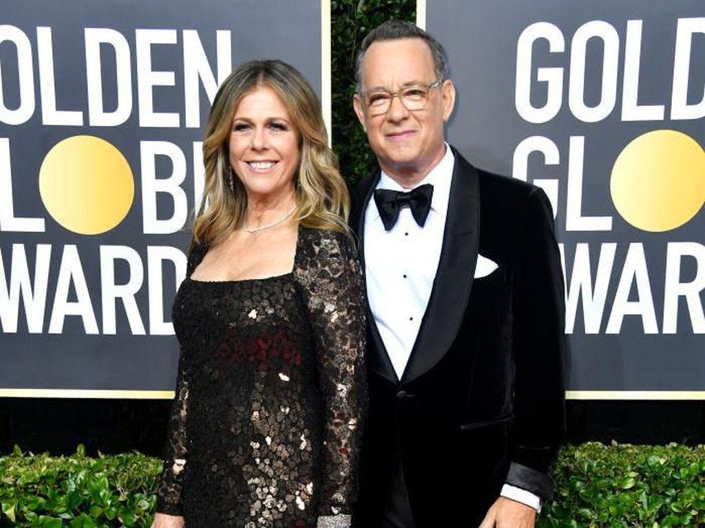 Positif Virus Corona, Tom Hanks Kabarkan Kondisi Terkininya