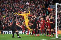 Jan Oblak tampil fantastis mengawal gawang Atletico Madrid