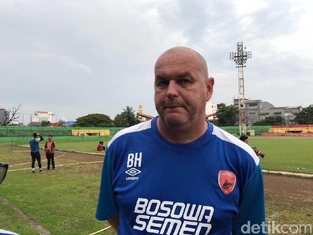 Barito Putera Datang dengan 2 Kekalahan, PSM Makassar Anti Remehkan