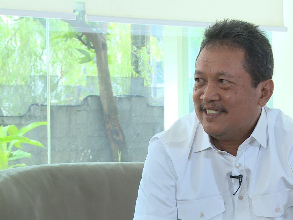 Ditunjuk Jadi Menteri KKP, Trenggono: Saya Mewakafkan Diri untuk Bangsa