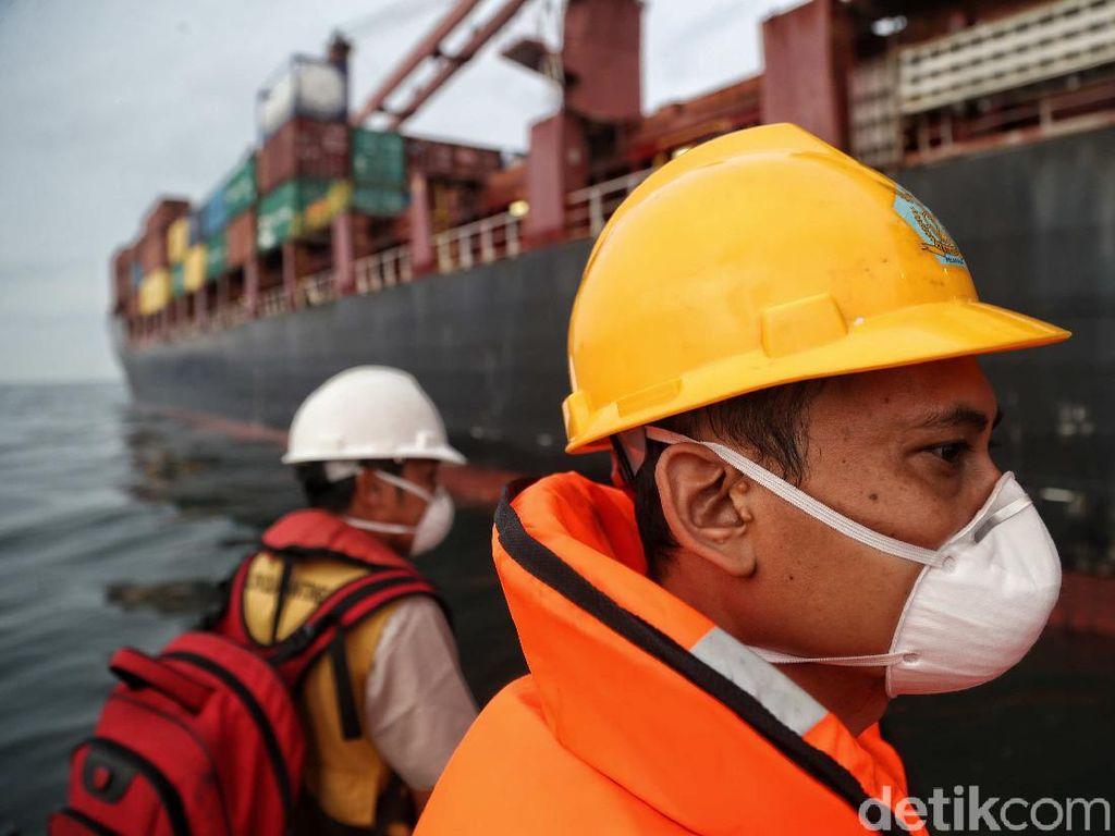 Corona Merebak, Pelindo II Masih Terima Kapal Bersandar di Tj. Priok