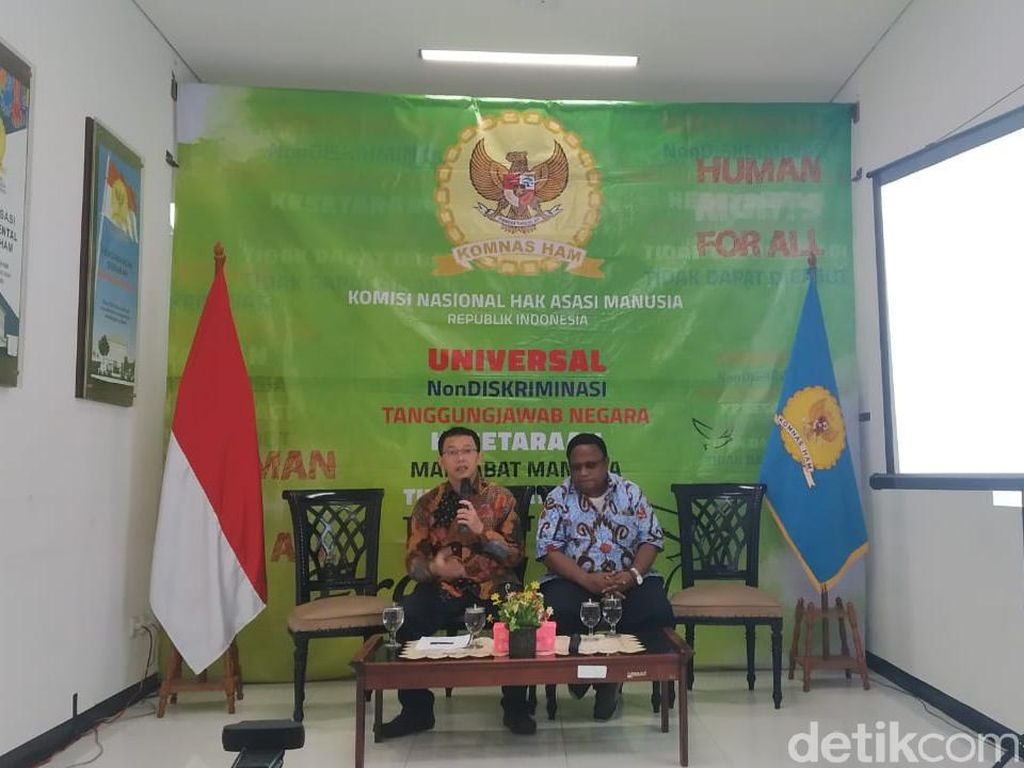 Dewan Adat Papua Duga Ada Pelanggaran HAM di Intan Jaya, Komnas HAM Cari Fakta