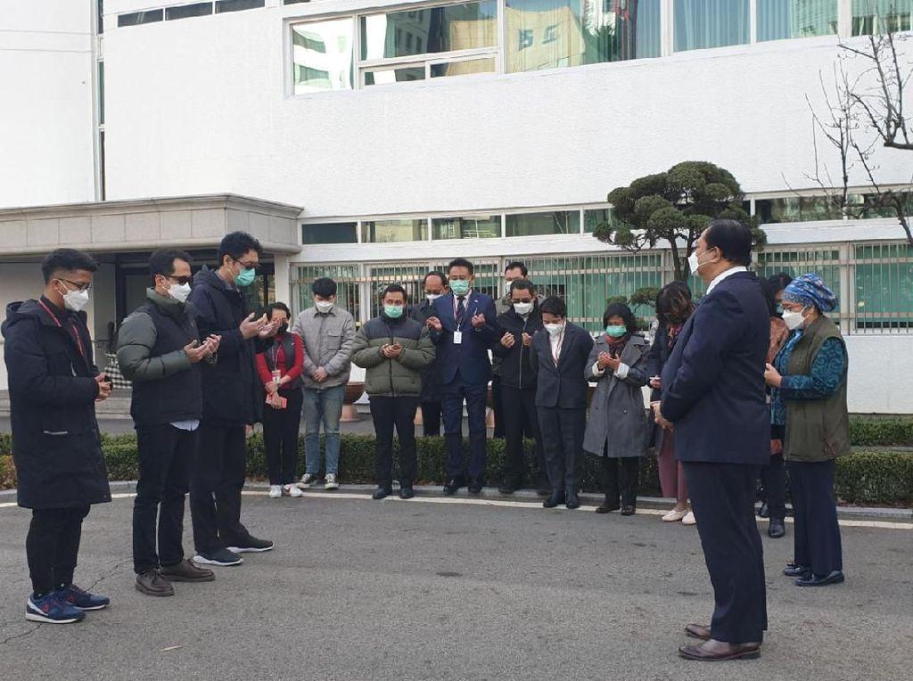 Daegu Semakin Kondusif, KBRI Seoul Tetap Imbau WNI Waspada Corona