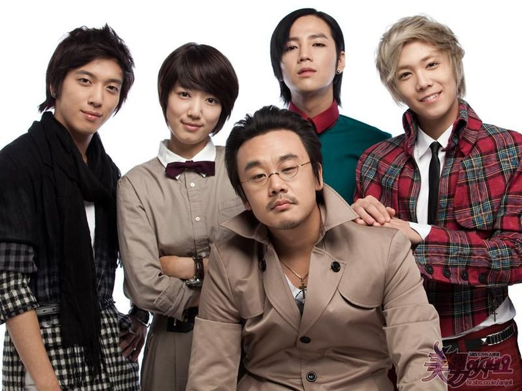 Jurus Menyamar! 6 Aktris Korea Ini Berperan Jadi Pria di Drama