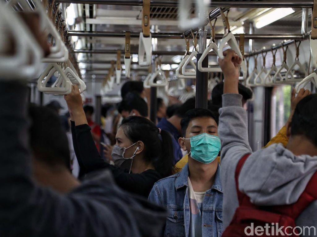 Pemerintah RI: Mulai Hari Ini Semua Harus Menggunakan Masker