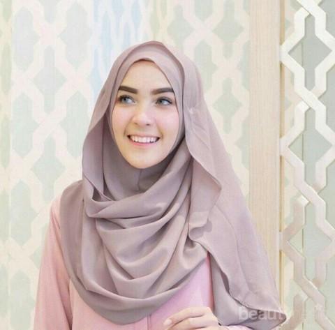 6 Model Jilbab Instan Terbaru Cocok Buatmu Yang Anti Ribet