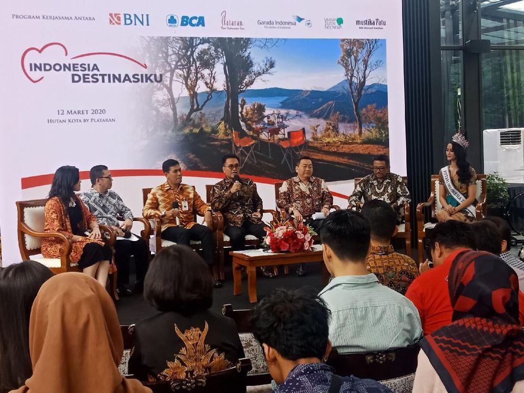 Mau Liburan Keliling Indonesia? Ada Paket Wisata Menarik Nih