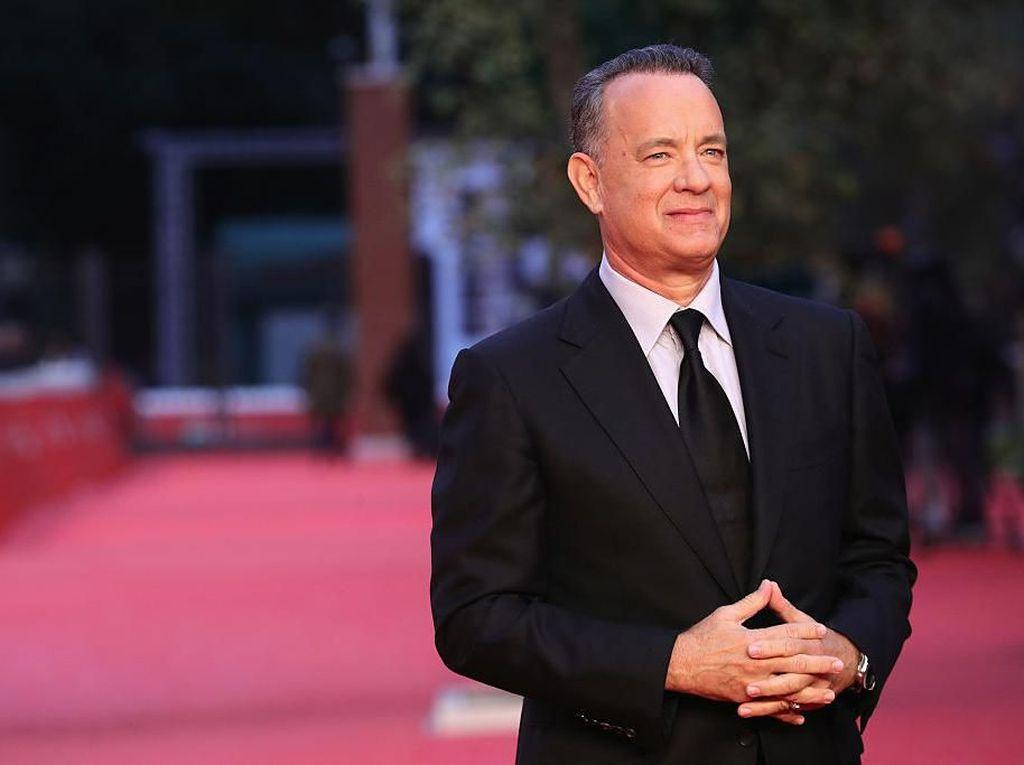 Positif Corona, Tom Hanks Ungkap Kondisi Terkini Saat Diisolasi