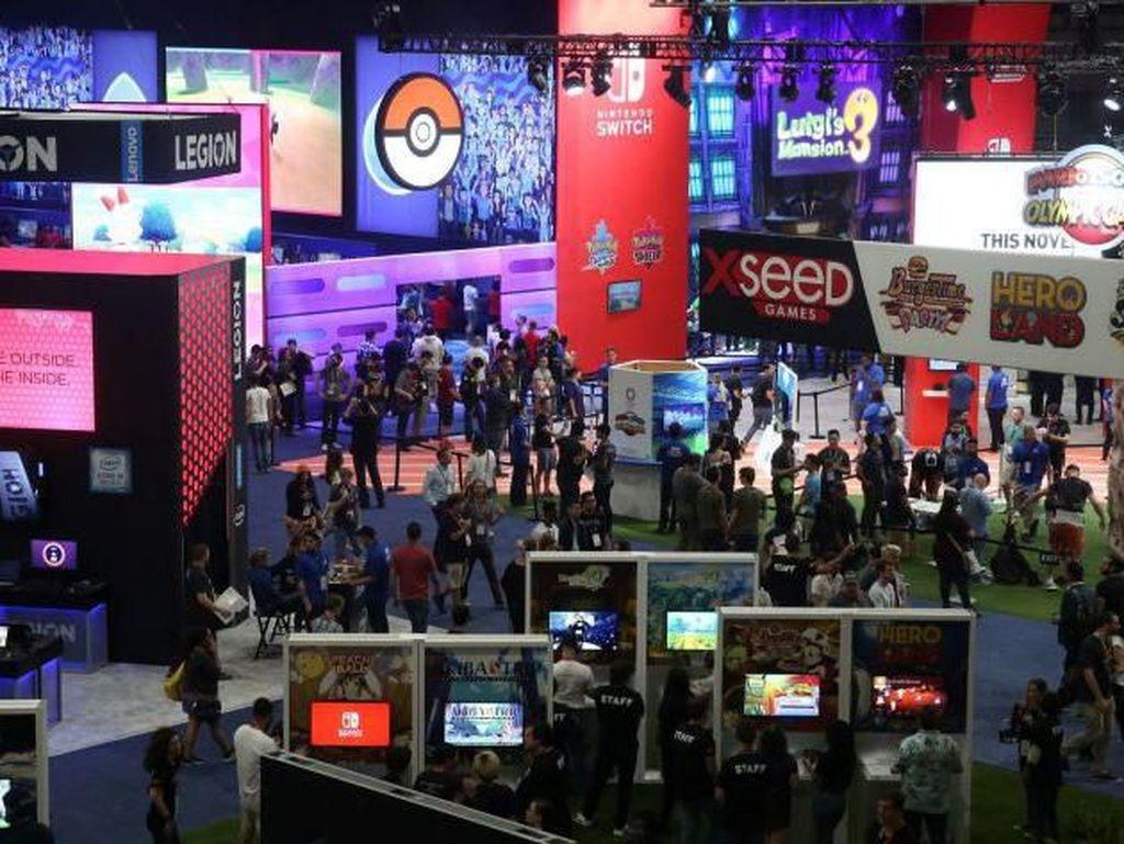 Konami Pastikan Tidak Hadir di E3 2021