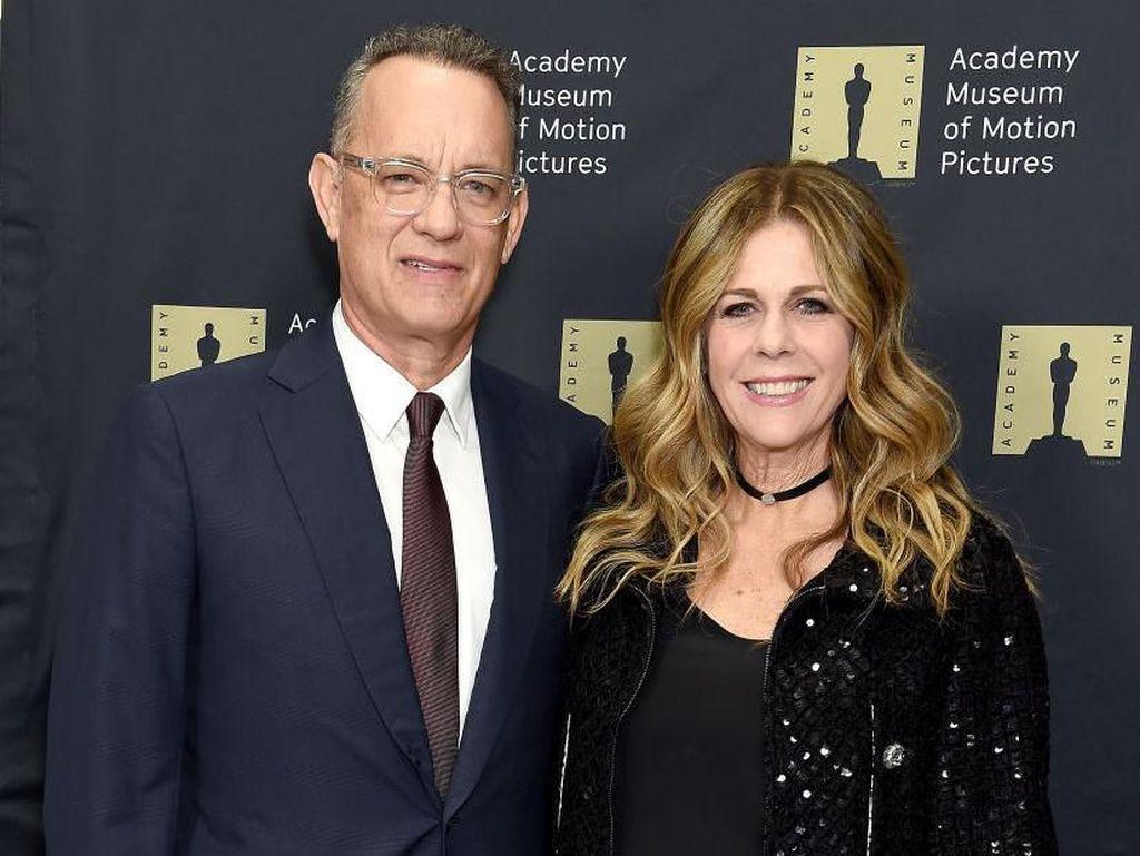 Tom Hanks Resmi Jadi Warga Negara Yunani