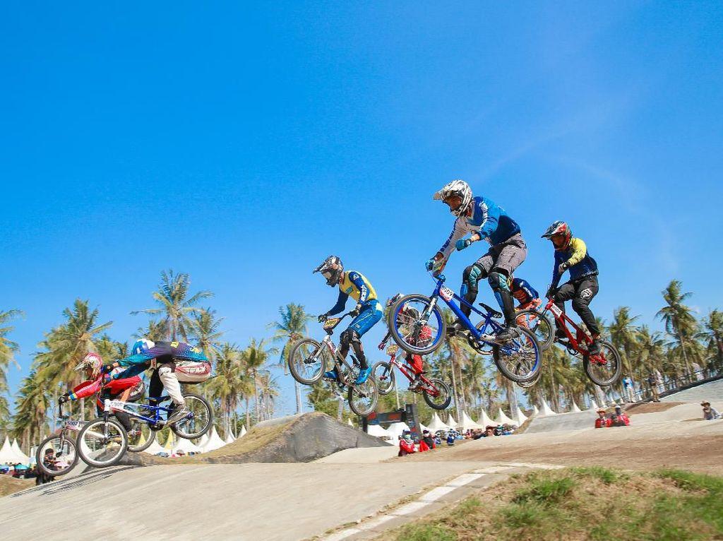 Ini Program Timnas Balap Sepeda Indonesia di Tengah Pandemi