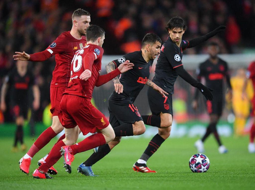 Sepakat, Laga Liverpool Vs Atletico Diinvestigasi