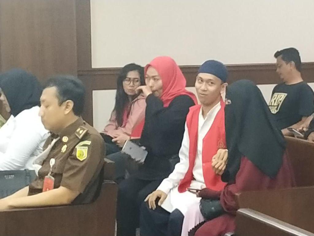 Pria yang Ancam Penggal Jokowi Divonis Sesuai Masa Tahanan