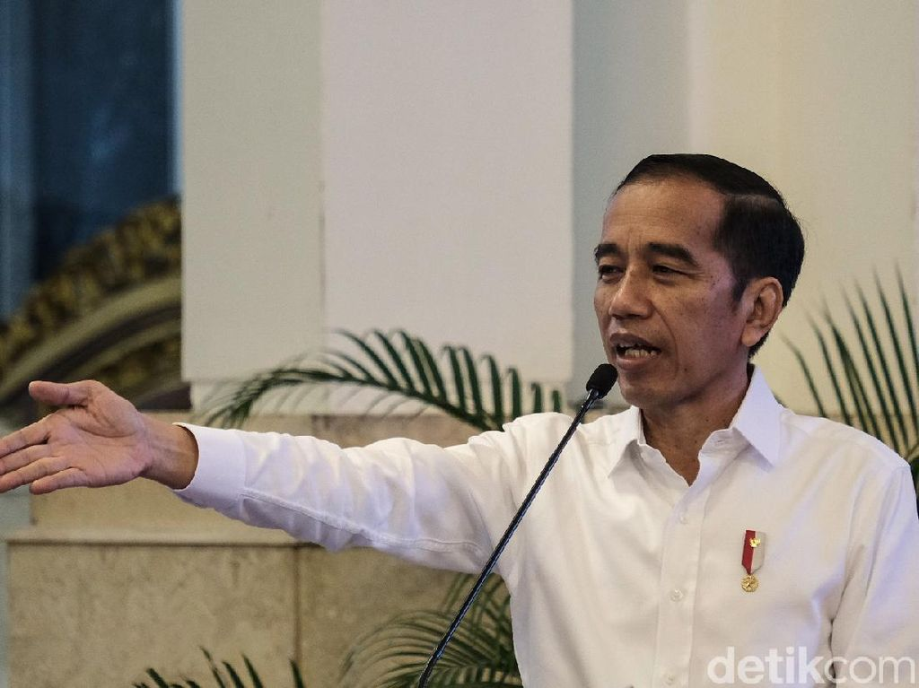Hasil Polling: Banyak yang Setuju Jokowi Umumkan Darurat Nasional Corona