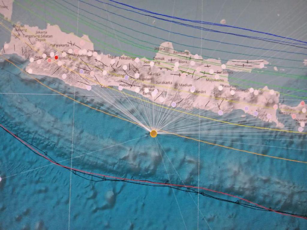 BMKG: Gempa di Pacitan Termasuk Gempa Dangkal