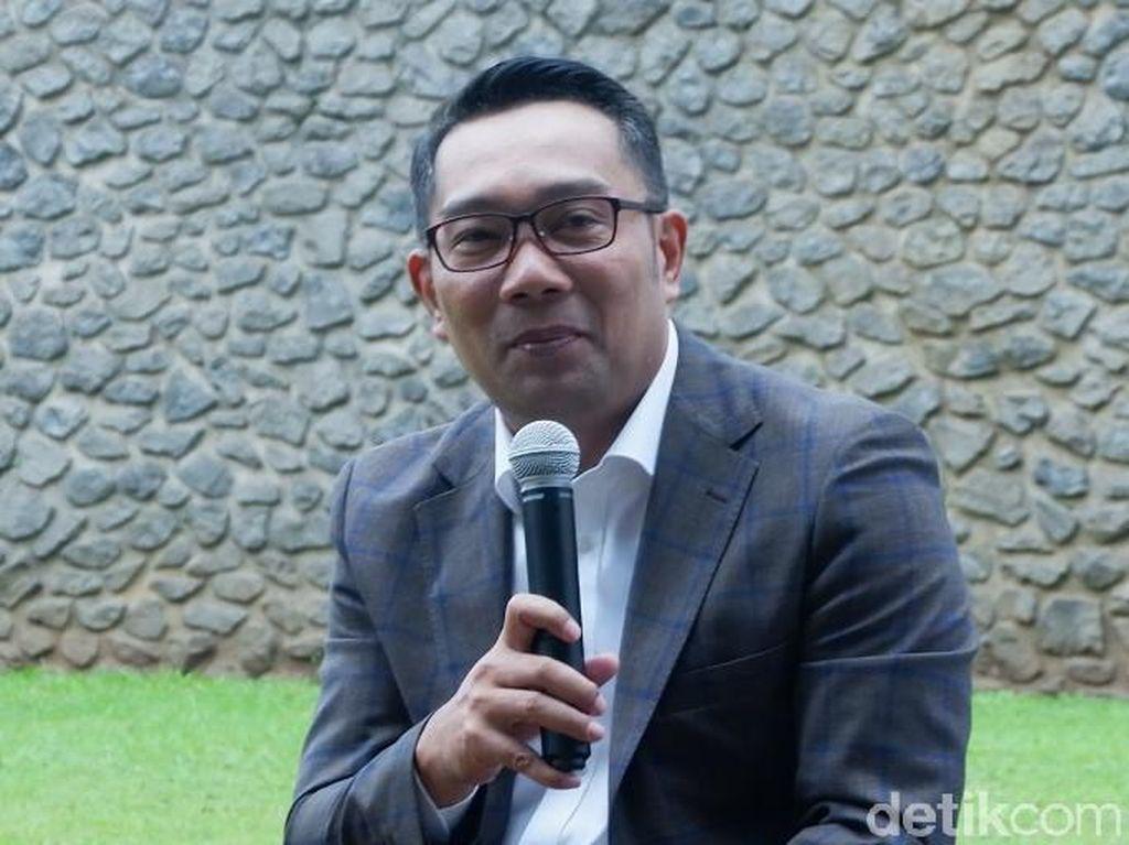 Soal Denda Warga Tak Bermasker, Ridwan Kamil Analogikan Helm
