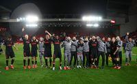 Atletico Madrid menghempaskan Liverpool di lanjutan Liga CHampions