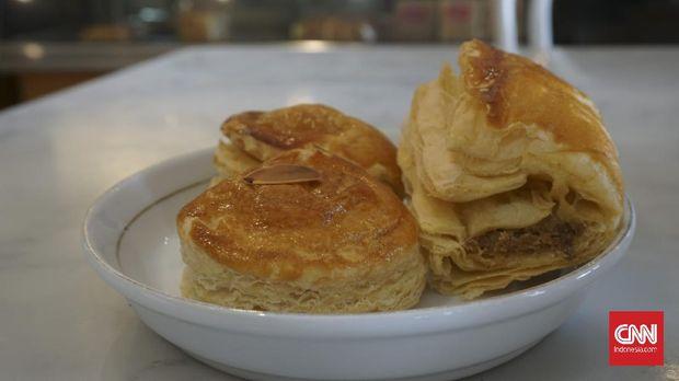 Nostalgia Kuliner Belanda Tempoe Doeloe di Bandung