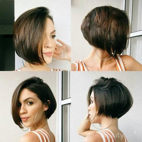 3 Gaya Rambut Pendek Yang Cocok Untuk Si Rambut Tipis