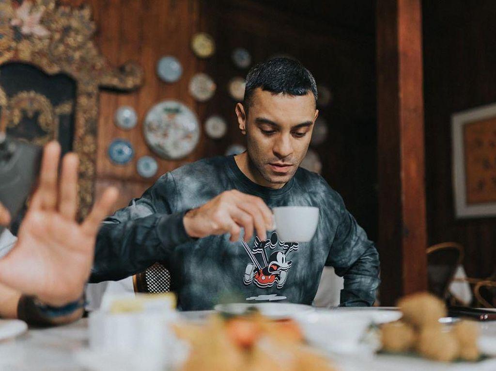Didi Riyadi, Aktor Tampan Penggemar Berat Kopi Hitam