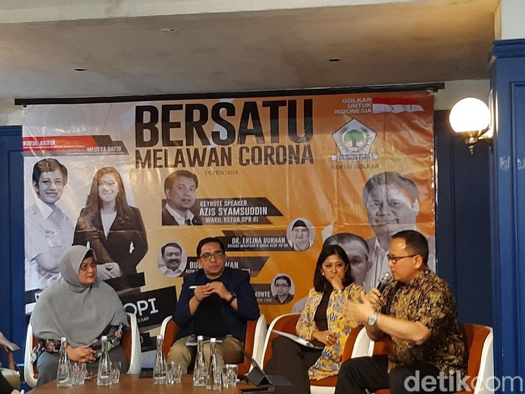 BIN: Masa Puncak Virus Corona di Indonesia Diprediksi 60-80 Hari