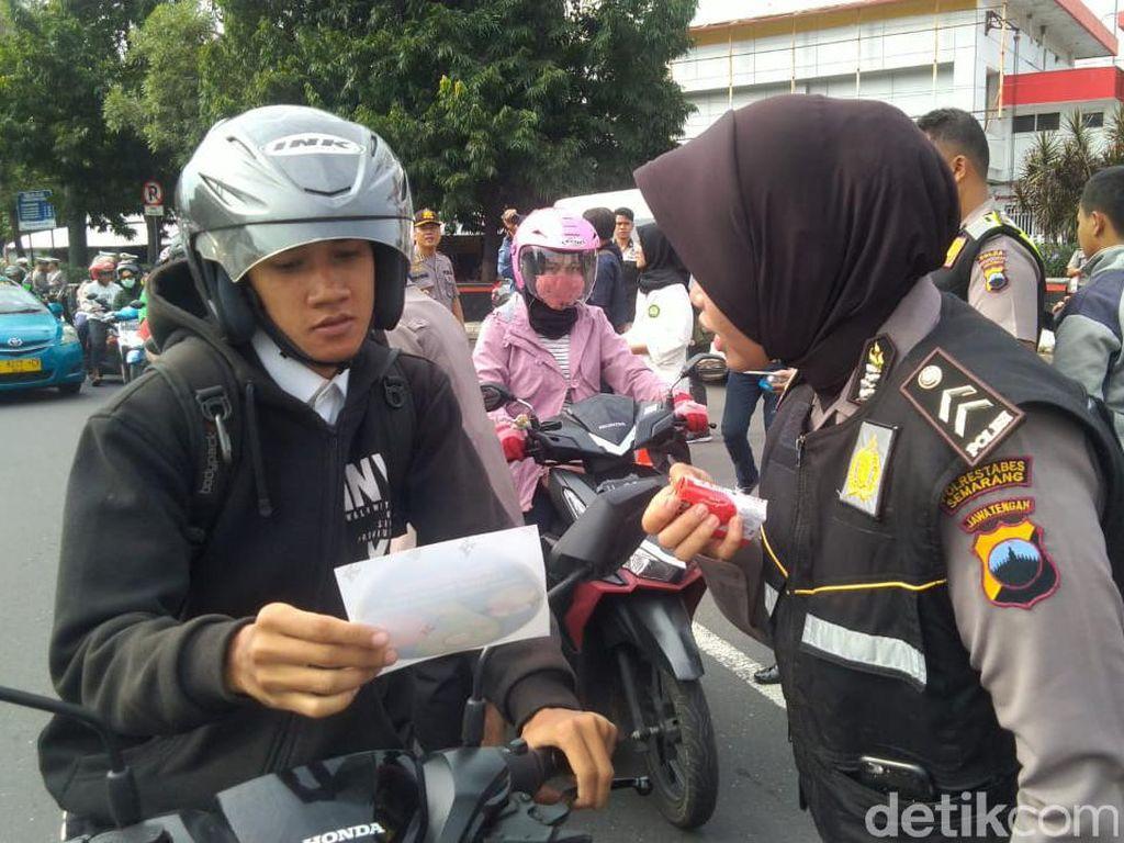 Virus Corona Merebak, Polisi di Jawa Tengah Turun Tangan