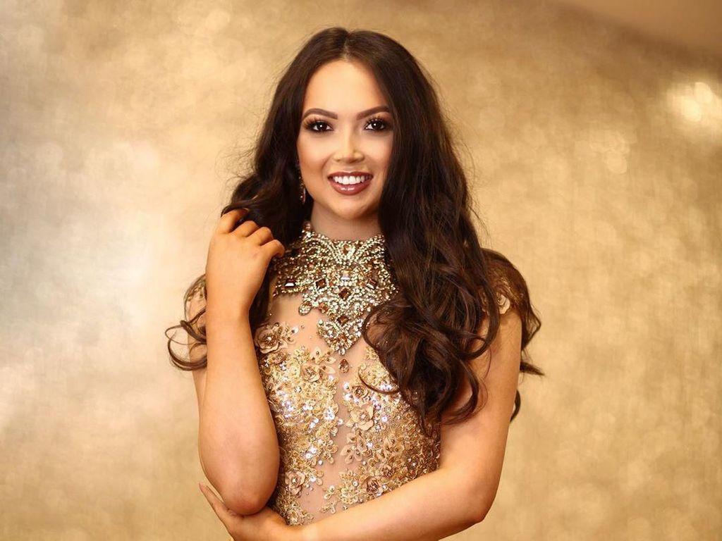 Potret Sharon Nur Dian, Wanita Indonesia Finalis Miss Universe Great Britain