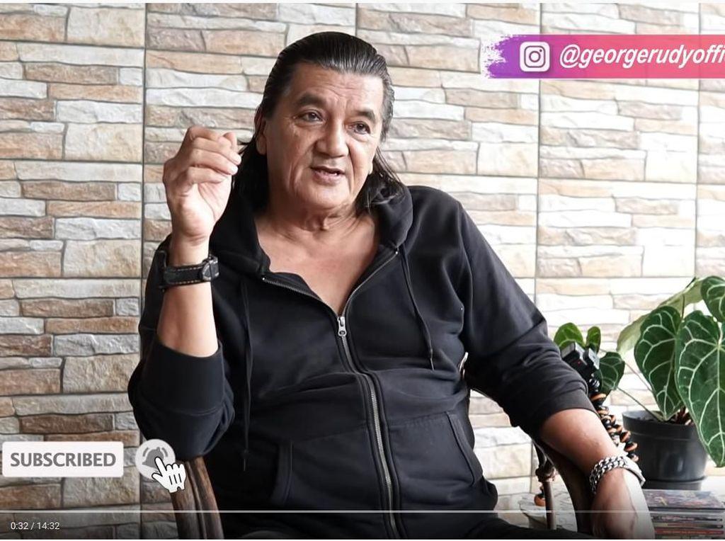 George Rudy Cerita Perjalanan Mualaf, Diislamkan oleh Buya Hamka