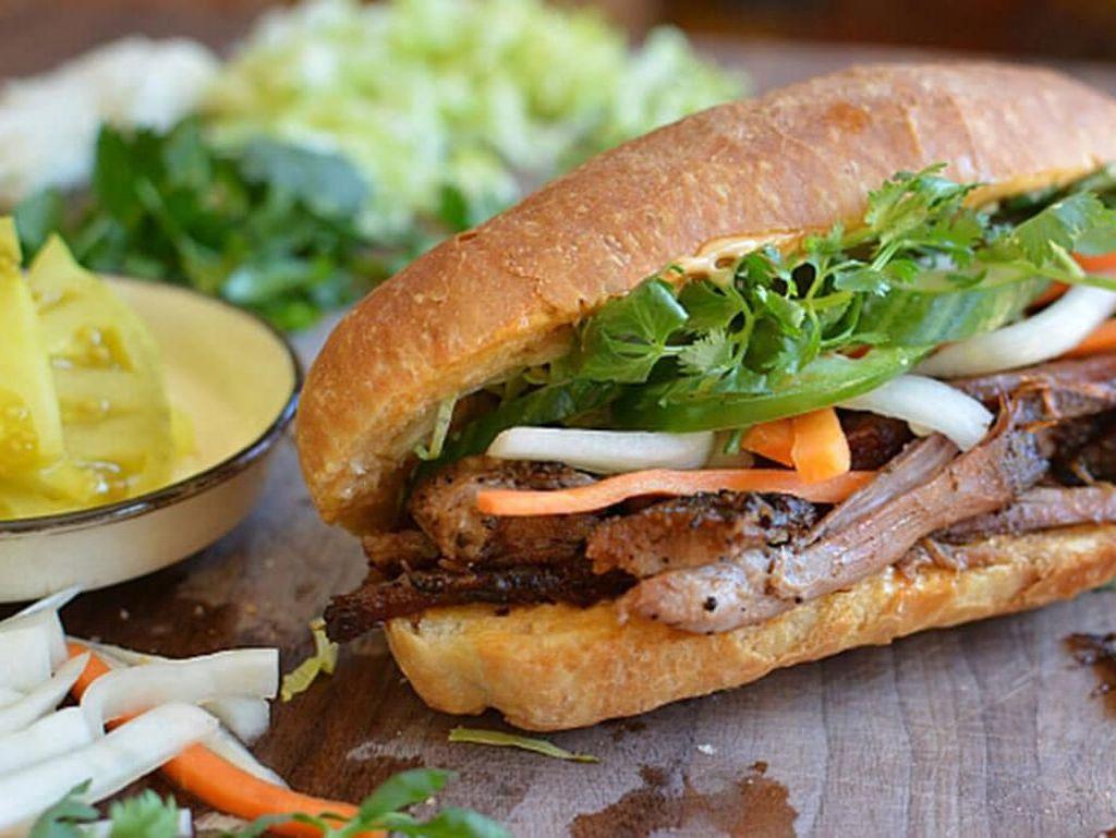 Ini 5 Sandwich Asia yang Populer dan Wajib Dicoba