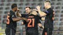 Gol-gol Berkelas MU Tumbangkan LASK Linz