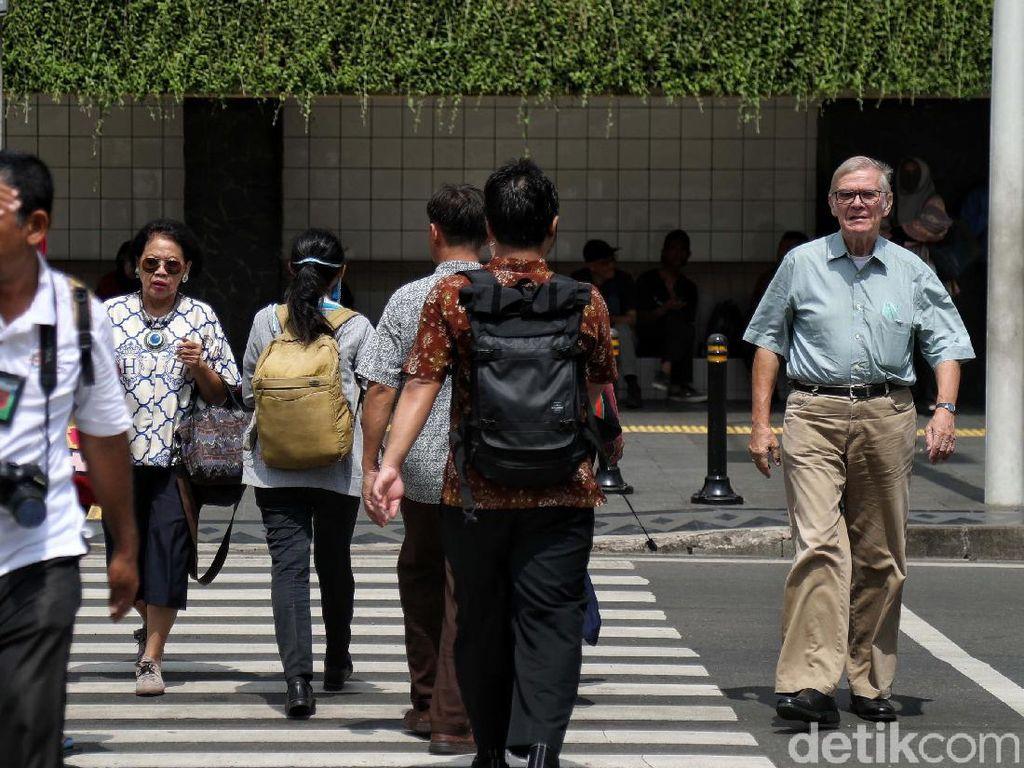 Gara-gara Corona, Ekonomi RI Diprediksi Tak Sampai 5% di 2020