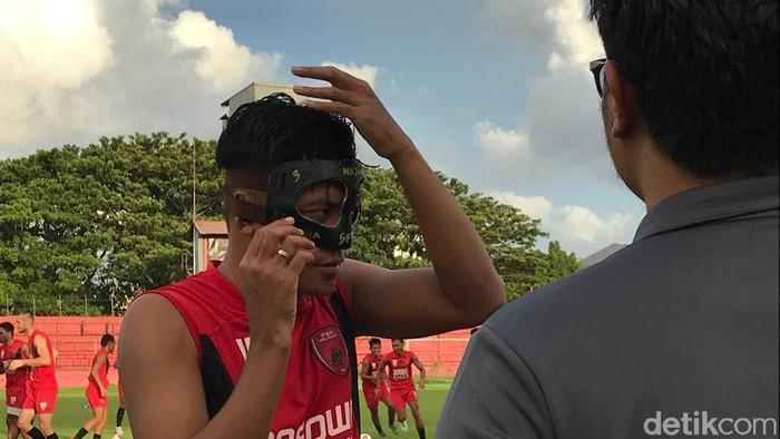 irsyad maulana psm makassar shopee liga 1 2020