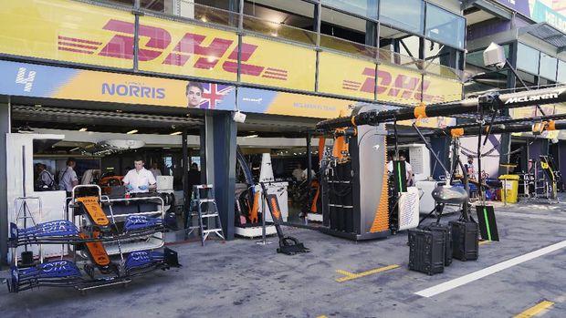 Staf McLaren Positif Corona, GP F1 Australia Dibatalkan
