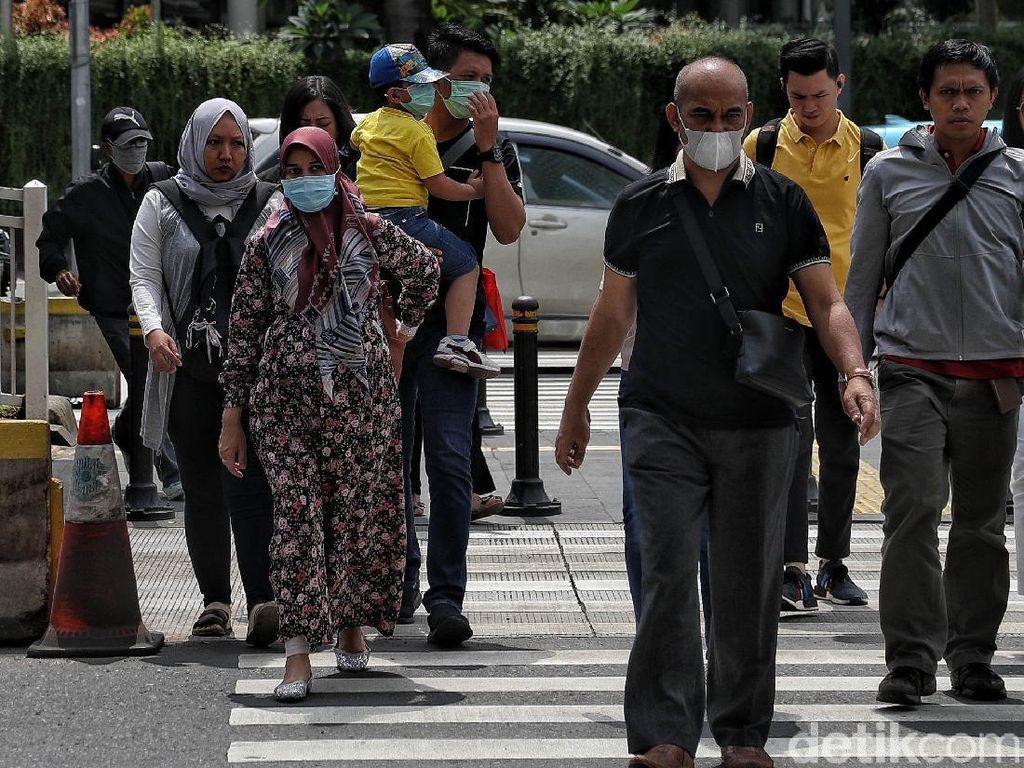 Tuai Pro-Kontra, #LockDownIndonesia Trending di Medsos